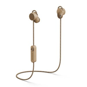 Urbanears Jakan earphones in almond beige