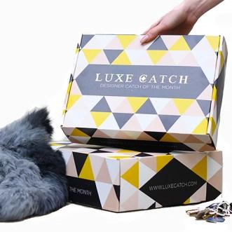 Luxe Catch Bargain Box subscription box