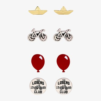 IT Symbols Earring Set