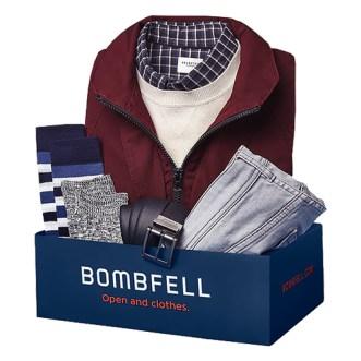 Bombfell subscription box