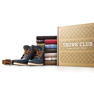 Trunk Club subscription box