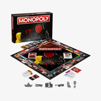 IT Edition Monopoly Board Game