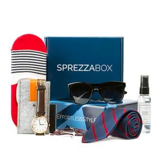 Sprezzabox subscription box
