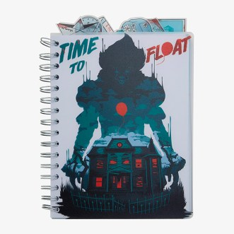 Pennywise Tabbed Journal