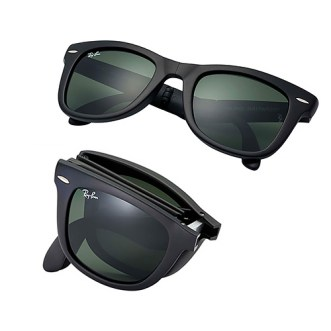 Ray-Ban Wayfarer Classic folding sunglasses