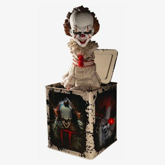 IT Chapter 2 merch- Hot Topic Pennywise 14-Inch Burst a Box
