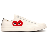 Converse Peek-A-Boo Canvas Sneakers