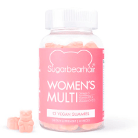 Sugarbearhair Vegan Multivitamin