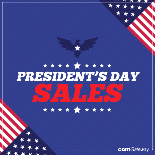 President's Day US sales