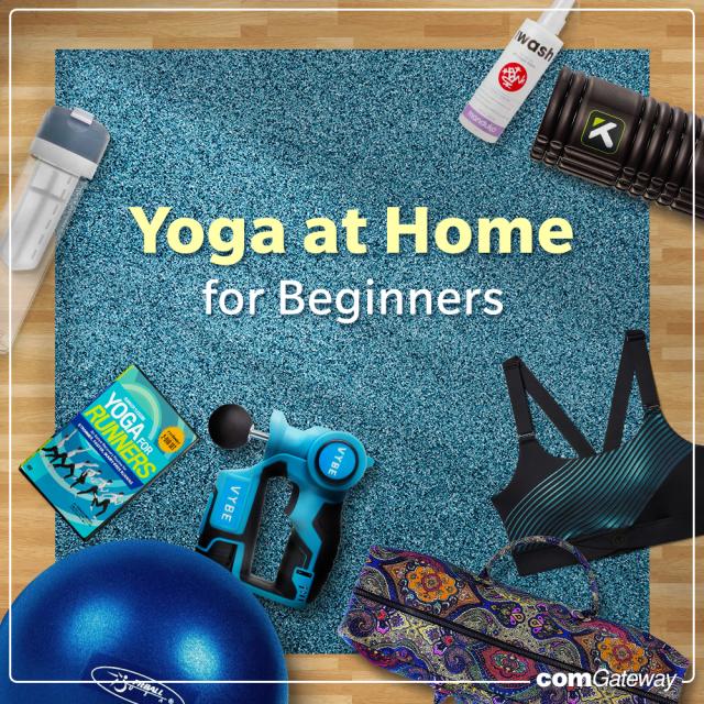Yoga for beginner at home