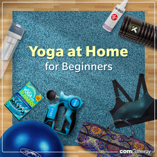 Yoga for beginner at home