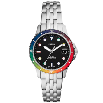 Fossil Limited Edition Pride Watch