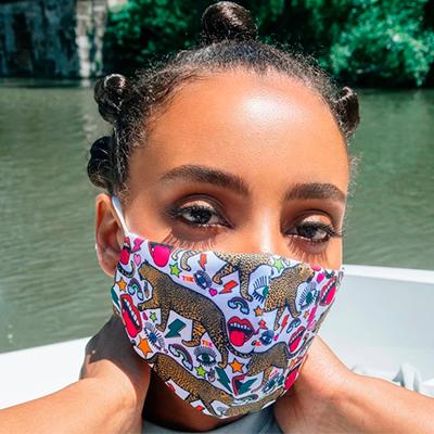 The Sis Kiss TSK Face Mask