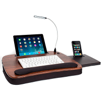 Sofia and Sam Multi Tasking Memory Foam Lap Desk