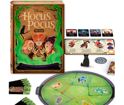 Ravensburger Disney Hocus Pocus: The Game