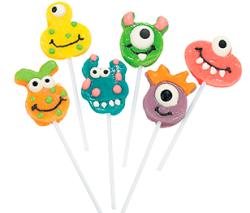 OrientalTrading Goofy Monster Lollipops