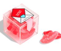 Sugarfina XOXO Sugar Lips Candy Cube