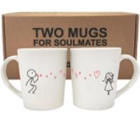 Boldloft Couple Mug Set