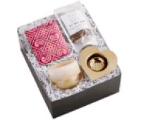 Crate & Barrel Chai Love You Gift Set