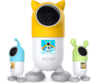 Roybi Bilingual AI Educational Companion Toy
