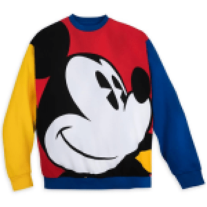 Shop Disney Mickey Mouse Pullover Sweatshirt