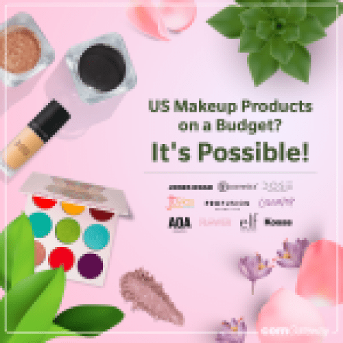 Where to buy cheap makeup products online from the US