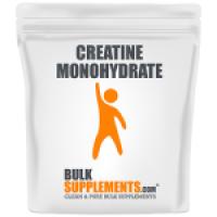 BULKSUPPLEMENTS Creatine Monohydrate Micronized