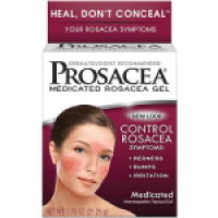Prosacea Medicated Rosacea Homeopathic Topical Gel