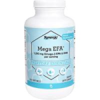 Synergy Mega EFA 1200 mg Omega 3
