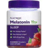 Natrol Melatonin 10mg Sleep Aid Gummies