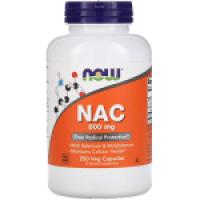 Now Foods NAC 600mg