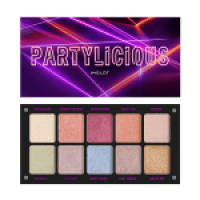 Inglot USA Freedom System Palette Partylicious