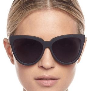 Le Specs Polarized Cat Eye Sunglasses