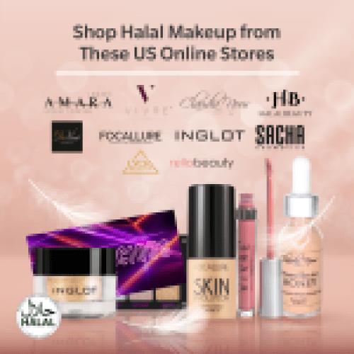 best halal makeup brands