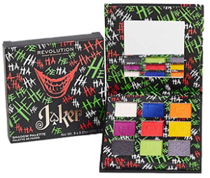 Joker Why So Serious Eyeshadow Palette
