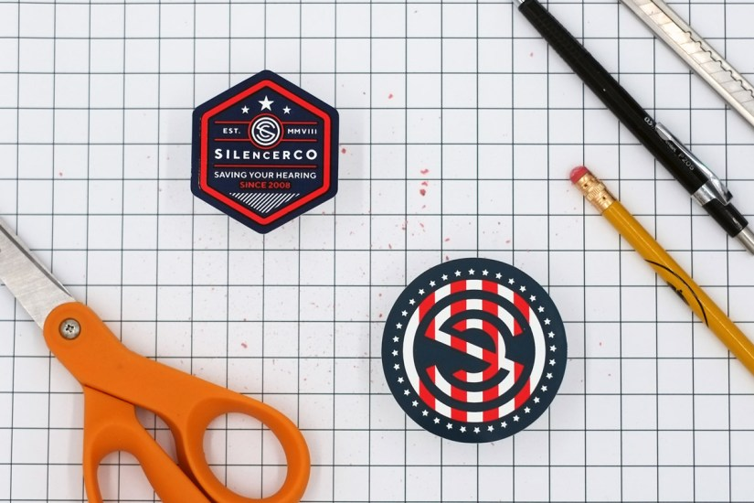 comgraphx branding stickers