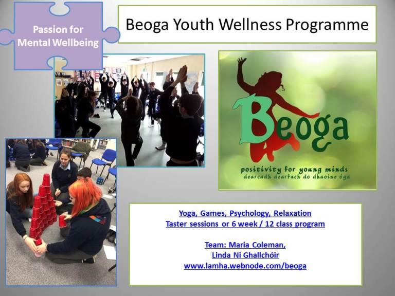 Beoga Youth Wellness Programme
