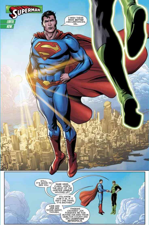 Hal Jordan I3