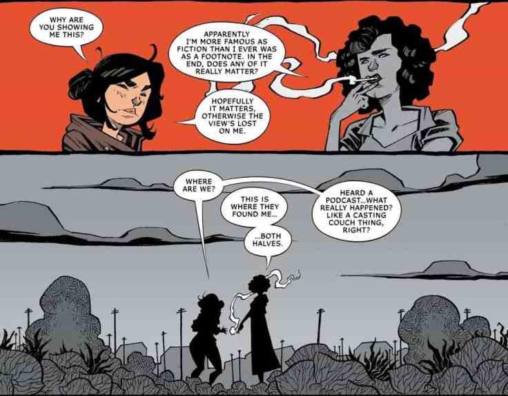 Conversation with Dahlia