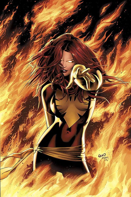JeanGrey Dark Phoenix