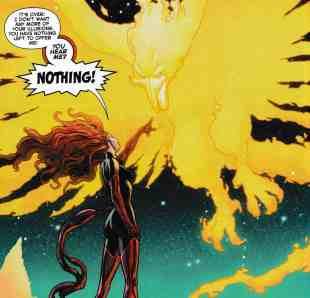 Jean vs Phoenix