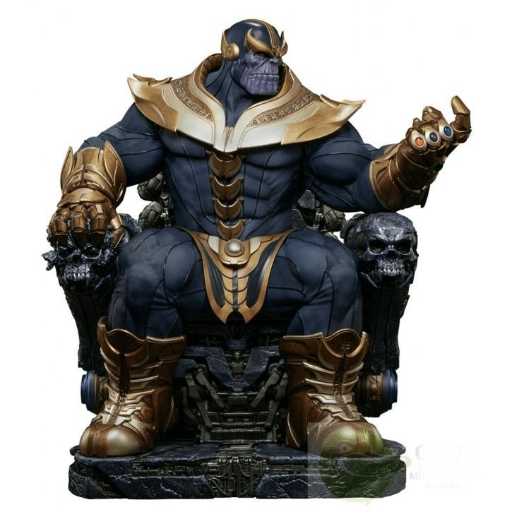 sideshow-marvel-comics-maquette-thanos-on-throne-54-cm