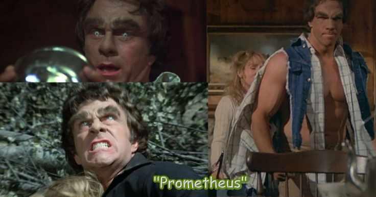 Prometheus collage