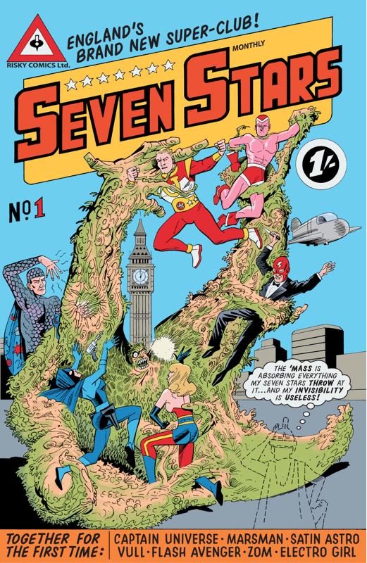 Dis-Ease of Language: 20 Years of League of Extraordinary Gentlemen - Comic Watch