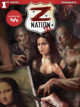 《殭屍國度》在線漫畫 - 動漫戲說(ACGN.cc)