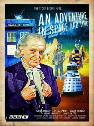 Ein Abenteuer in Raum und Zeit - Die Geschichte von Doctor Who beginnt genau hier