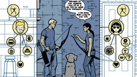 Hawkeye: Mein Leben als Waffe
