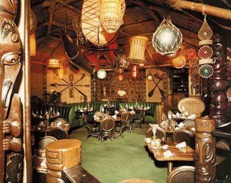 Tiki Pop - America imagines its own Polynesian Paradise