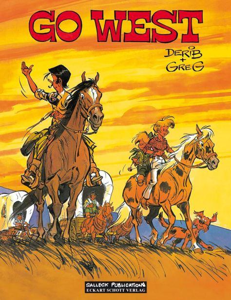 Derib: Go West