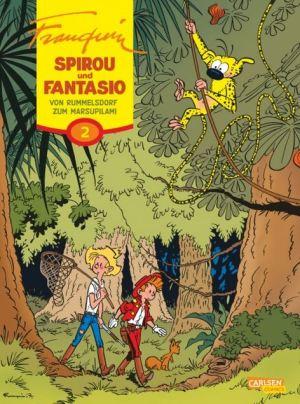 Franquin: Spirou & Fantasio Gesamtausgabe
